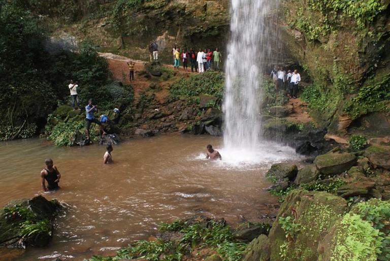 Ogbaukwu_waterfall