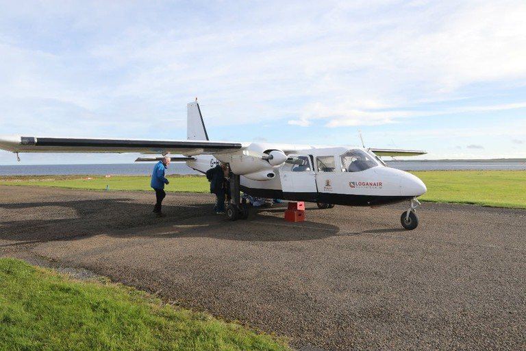 Loganair Orkney Inter-Island Service