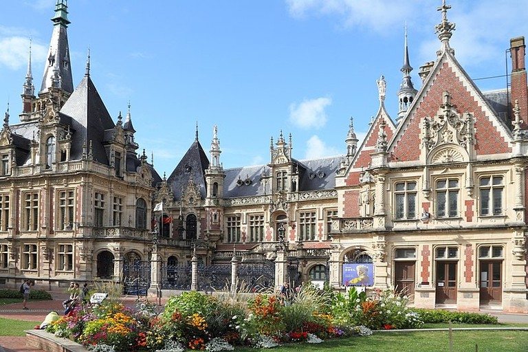 Palais Bénédictine in Fécamp