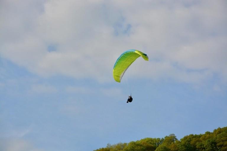 Paragliding Gujarat