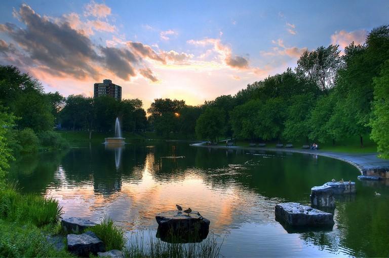 Park La Fontaine, Montreal