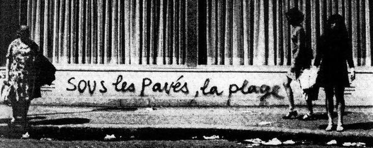 Sous les Paves, la Plage exhibition