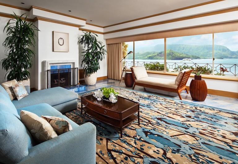 Presidential Suite | © The St. Regis Princeville Resort