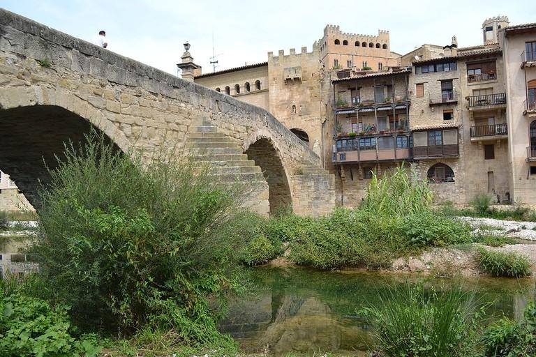 Valderrobres, Aragon, Spain