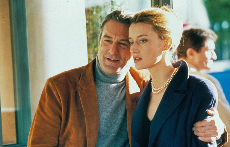 Robert De Niro and Natascha Mcelhone in Ronin