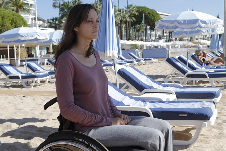 Marion Cotillard in 'Rust and Bone'
