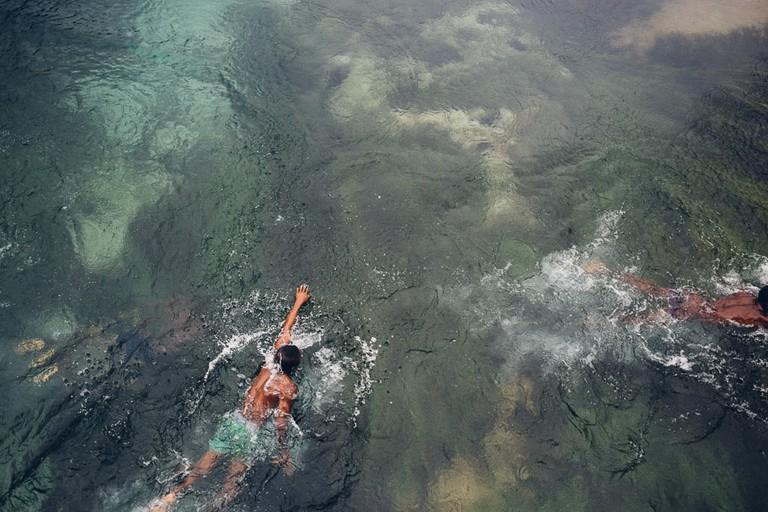River Ethiope, Abraka
