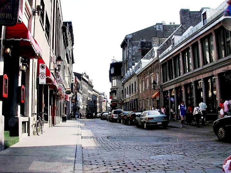 Rue Saint-Paul, Old Montreal