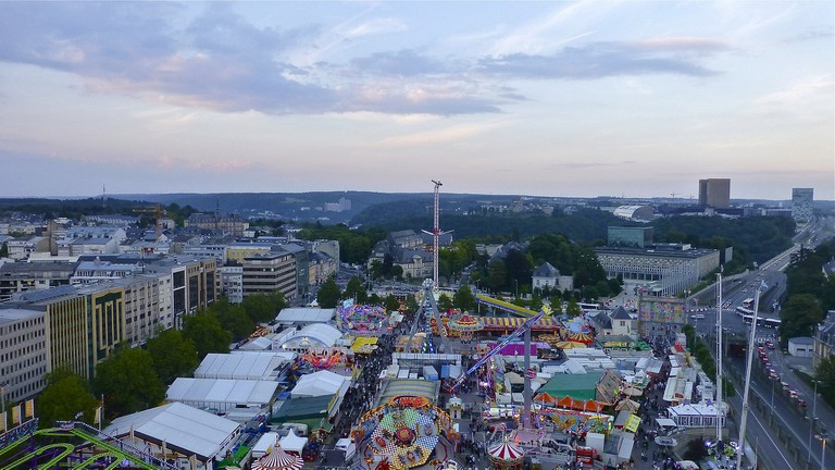 Schueberfouer fair, Luxembourg
