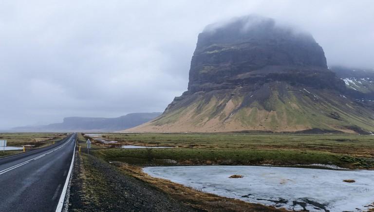 Lómagnúpur-Iceland Golden Circle Tour-Iceland