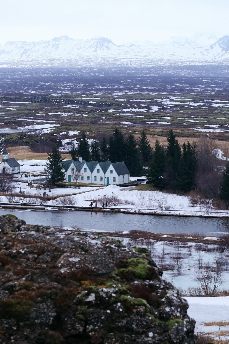 Pingvellir National Park-Iceland Golden Circle Tour-Iceland