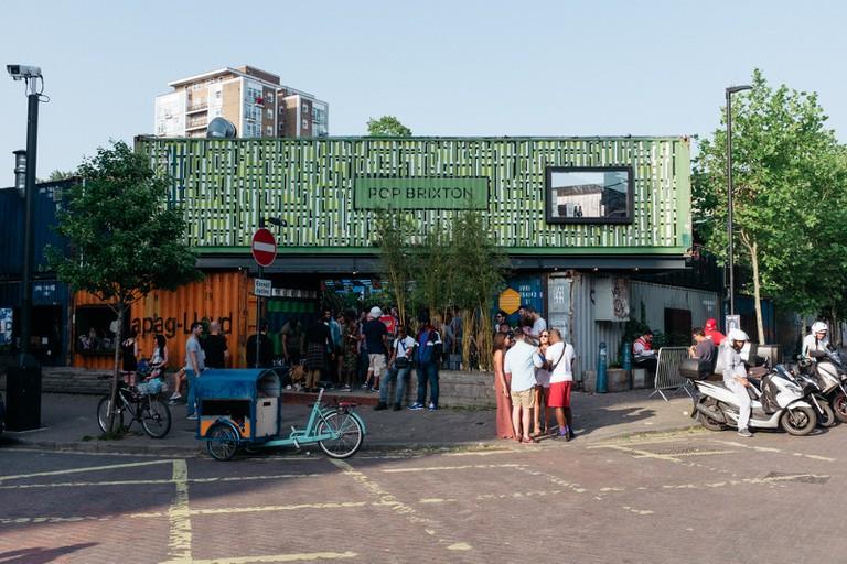 Pop Brixton-Brixton-London-England