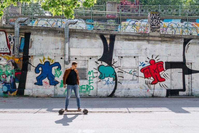 Donaukanal-Vienna Street Art-Vienna-Austria | Dimitris Papageorgiou / © Culture Trip