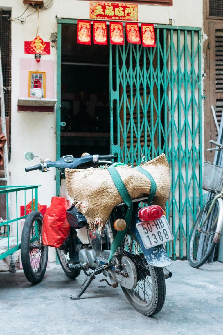 DISTRICT 5-SAIGON-VIETNAM