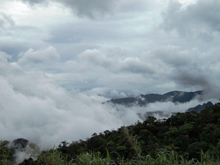 Hills around Petropolis