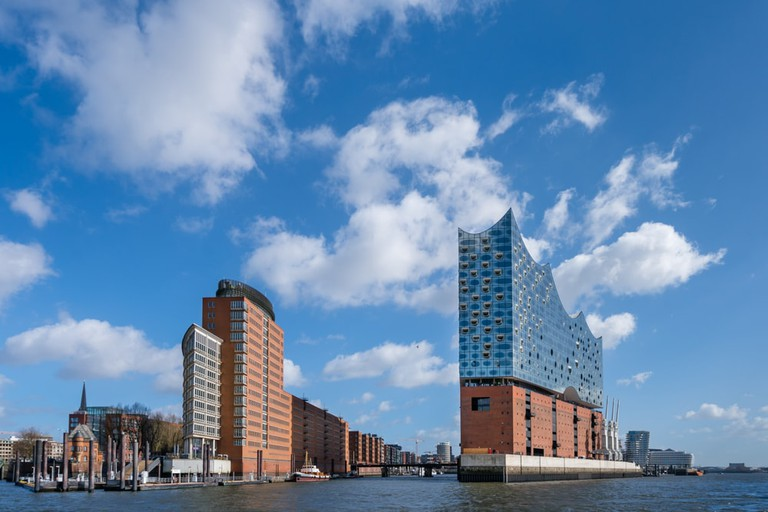The Concert Hall Elbphilharmonie