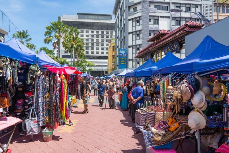 Don't miss Gaya Street's Sunday Market