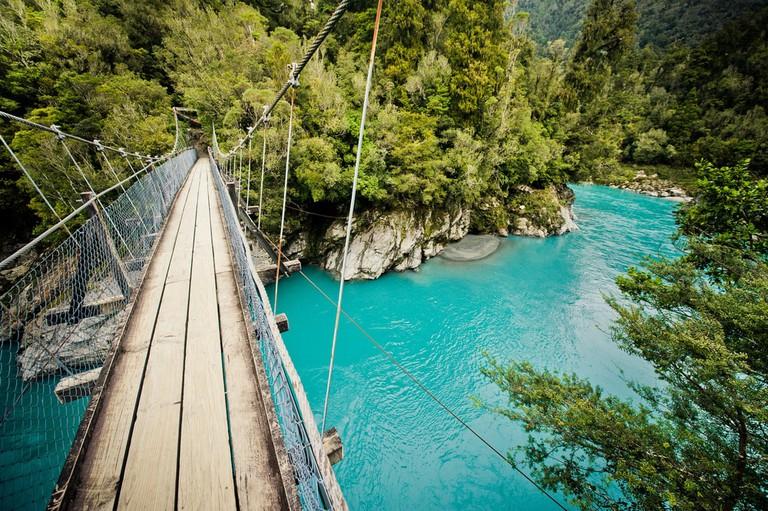 Hokitika Gorge, Hokitika, New Zealand