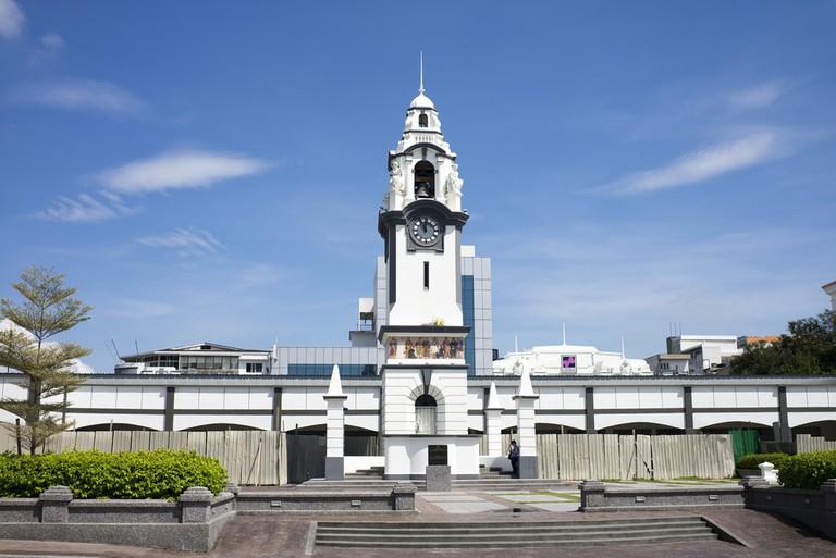 Birch Memorial Clock Tower, Ipoh, Malaysia