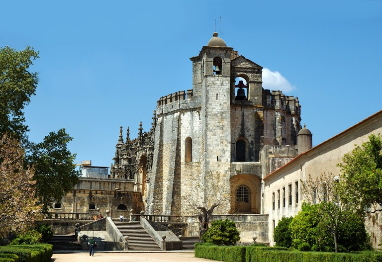 Knights Templars Castle, Tomar, Portugal