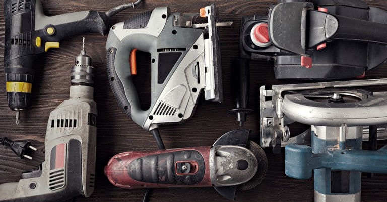 Any power tool you need can be found here