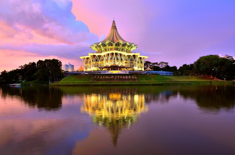 how to spend one week in sarawak