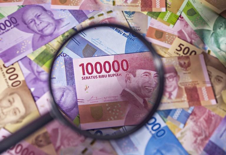 Indonesia Rupiah Money
