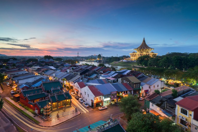 Kuching City, Malaysia