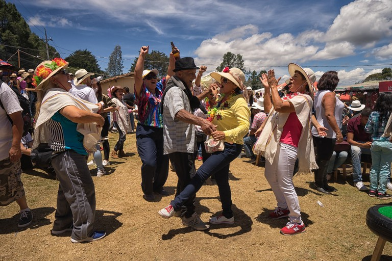 Flower festival, Medellin, Colombia