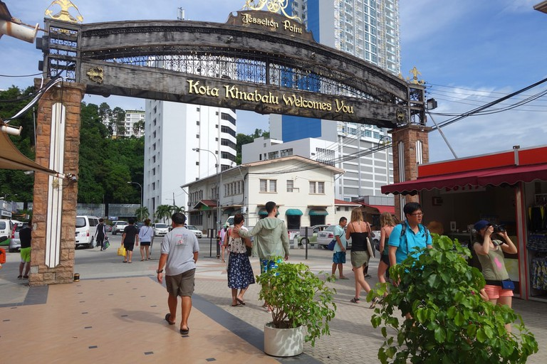 Head to Jesselton Point to check out the ticket prices for island hopping