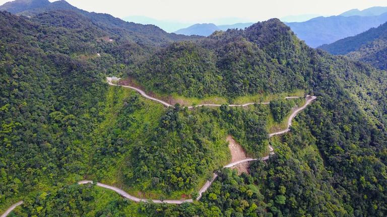 Bạch Mã national park, Vietnam