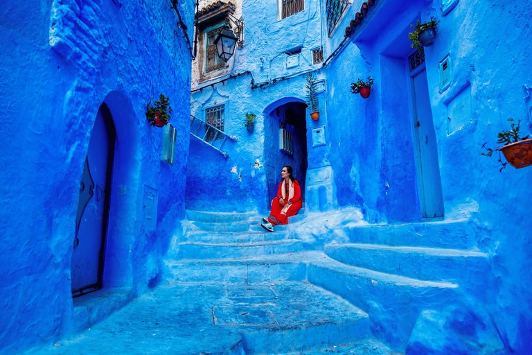 Chefchaouen ,Morocco