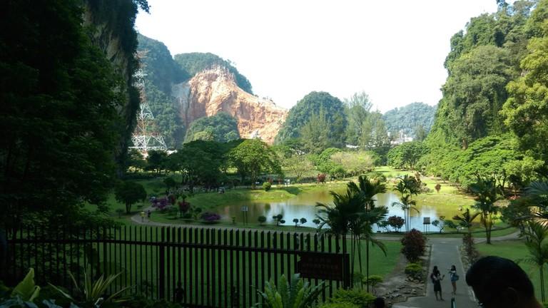 Zen Gardens, Ipoh, Malaysia