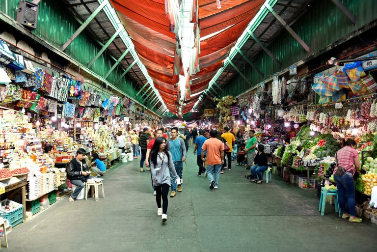 Baguio City Public Market, Philippines