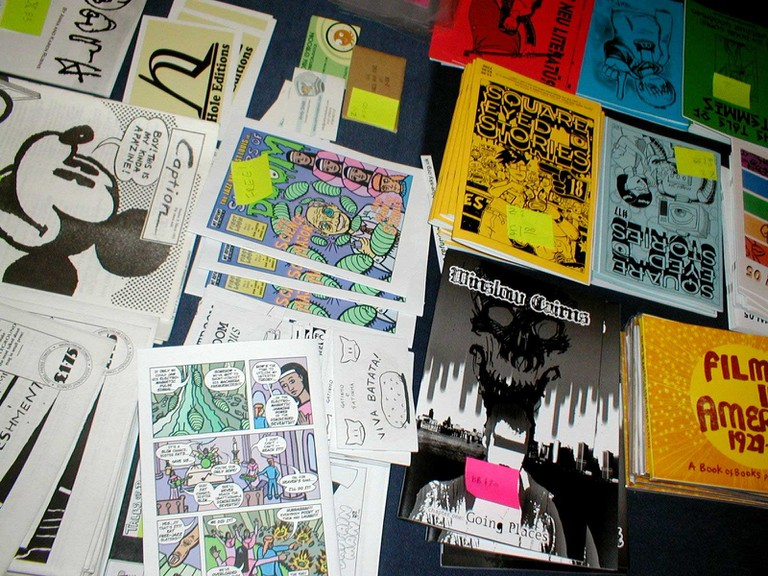 Zine Fest is the best place to discover underground comics and up-and-coming artists
