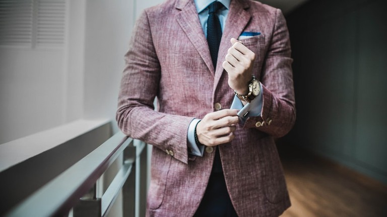 According to the Kingsmen credo, the suit is the modern gentleman's armor
