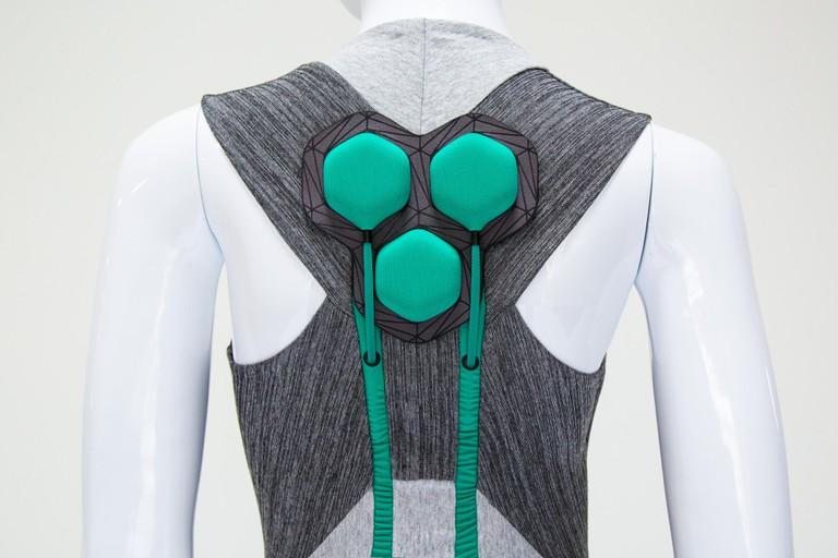 Superflex, Aura-powered bodysuits, Yves Behar. Courtesy of Superflex