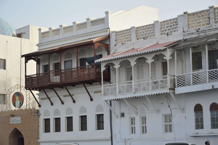 Sur Lawatiya Mansions
