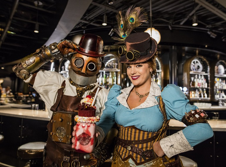The Toothsome Chocolate Emporium & Savory Feast Kitchen – Professor Doctor Penelope and Jacques
