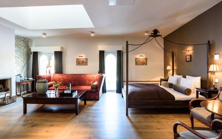 Tivoli-Nimb Hotel Junior Suite