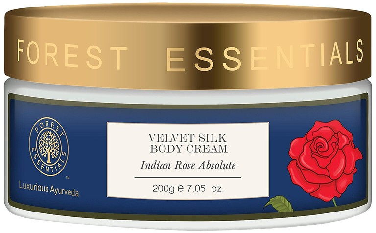 velvet silk body cream
