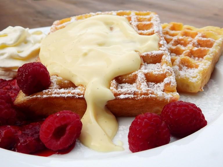 waffles-1760799_1280