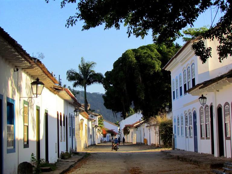 Paraty Rio de Janeiro Brazil