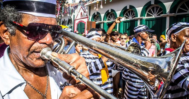 Carnival Ouro Preto Brazil