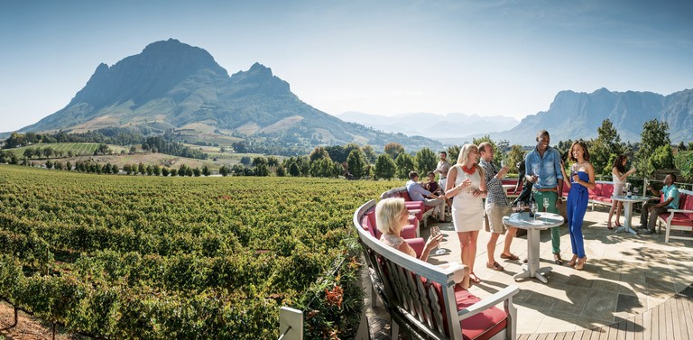 South African wines are among the best in the world