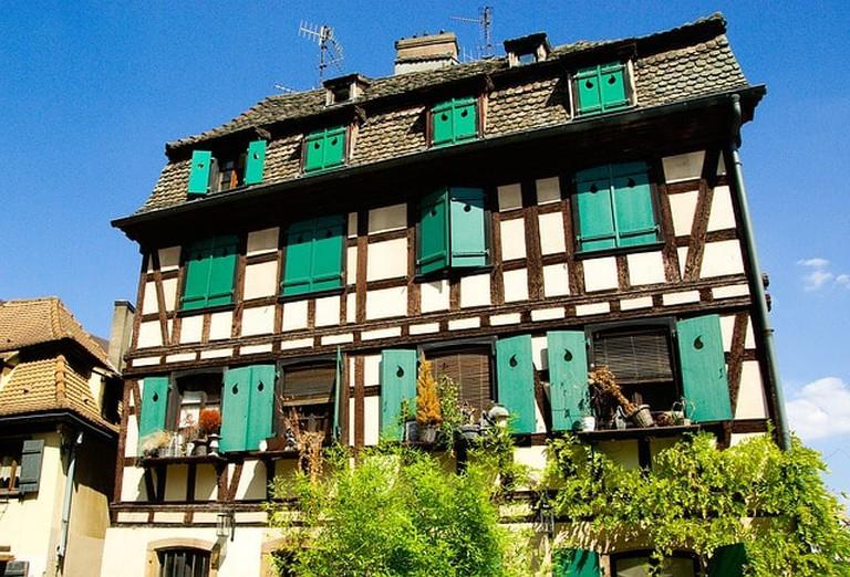 Strasbourg Alsace Medieval Town France