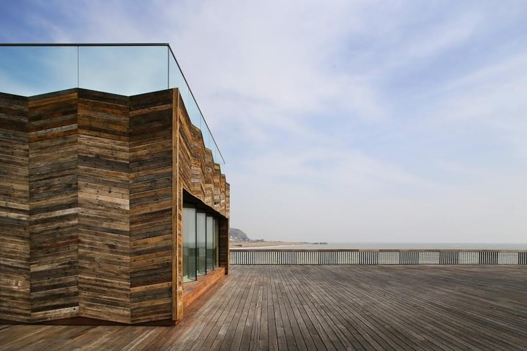 The award-winning redesign of Hastings Pier