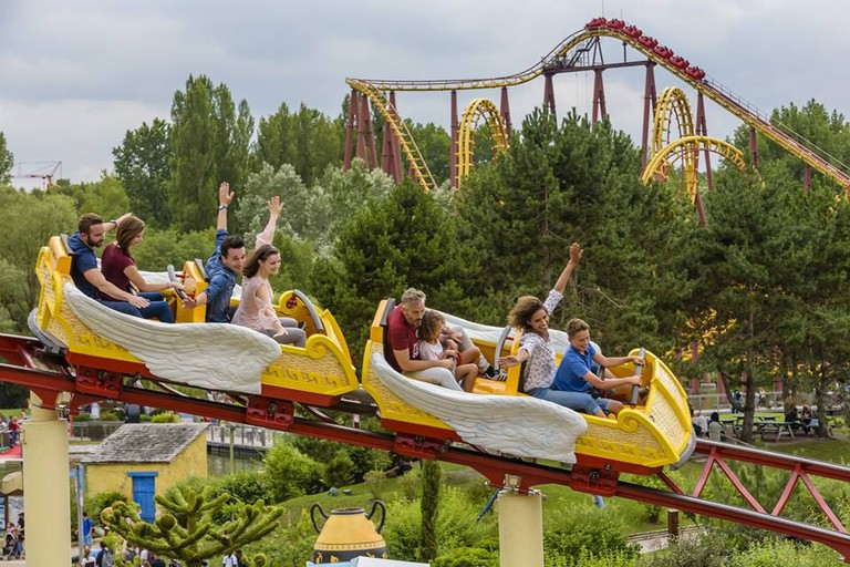 Parc Asterix is the most authentically French theme park | © Parc Asterix