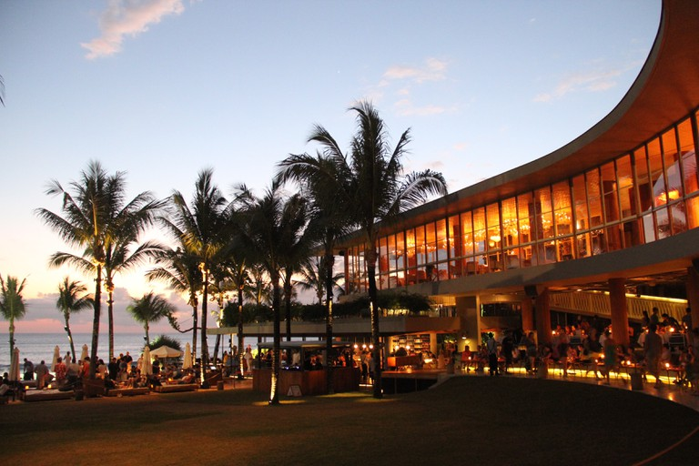 Potato Head Beach Club, the venue of Sunny Sideup Fest