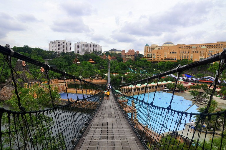 This family friendly water park is one of the major highlights in Subang Jaya